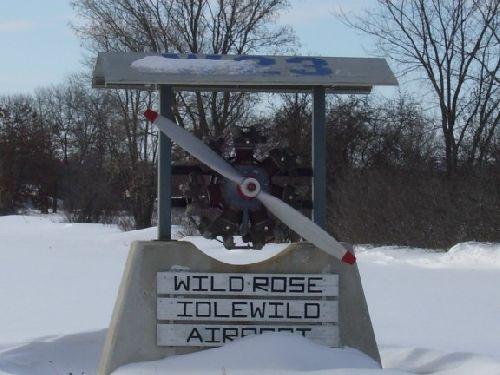 Wild Rose Idlewild Airport
