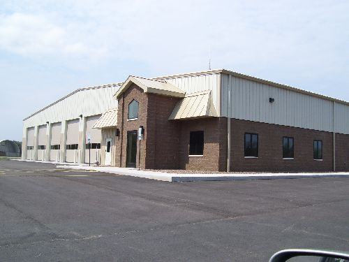 This picture shows the new facility which celebrated its Grand Opening on May 22, 2010.