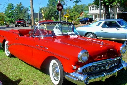 Classic Car Show | Village of Wild Rose, Waushara County