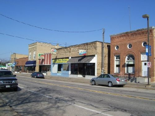 Wild Rose Main Street in 2009